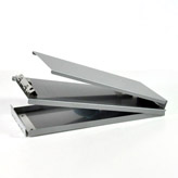 LAH4295 Style A Aluminum Ticket Holder 4.25 X 9.5