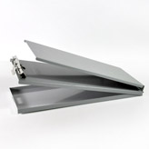 LAH5712 Style A Aluminum Ticket Holder 5 2/3 X 12