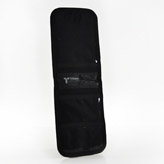 LNCC-24B Cordura Nylon Black Carrying Case 3 1/2 x 5