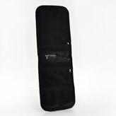 LNCC-24B Cordura Nylon Black Carrying Case 3 1/2 x 5