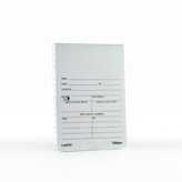 LAEF24 Ambulance, Emergency, Fire Evidence Notebook 3.5 X5