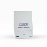 LESAO Health and Safety Due Diligence Notebook 3.5 x 5